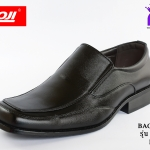 รองเท้าคัทชู Baoji บาโอจิ รหัส BJ3375 สีดำ เบอร์ 41-45