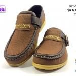 รองเท้าคัชชู SHOEPER (ชูเปอร์) รุ่น M1-26149 สีน้ำตาล เบอร์40-45