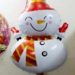 ลูกโป่งฟลอย์ ตัวสโนว์แมน - Snowman Foil Balloon / Item No.TL-A108/A