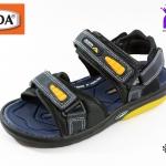 รองเท้ารัดส้น ADDA แอดด๊า รหัส 2N36 สีกรม เบอร์ 4-9