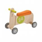 ของเล่นไม้ ของเล่นเด็ก ของเล่นเสริมพัฒนาการ Bike Ride-On I (ส่งฟรี)