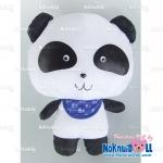 """ตุ๊กตาพรีเมี่ยม แพนด้ากรุงไทยแอกซ่า 17"""" D5306Q11000"""