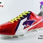 รองเท้าสตั๊ด PAN แพน สีแดงม่วง เบอร์ 39-44