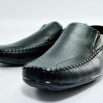 รองเท้าคัทชูดำ MNL รุ่น YY555-5 เบอร์ 40-45