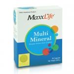 Maxxlife Multi Mineral 30 Caps แม็กซ์ไลฟ์ มัลติมิเนรัล อะมิโน แอซิด คีเลต