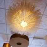 โคมไฟหวายแบบแขวนเพดาน Rattan Ceiling Lamp (RCL013)
