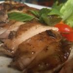 สะโพกไก่พริกไทยดำ
