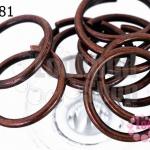 ห่วงทำสร้อย สีทองแดง 16มิล (20 กรัม )