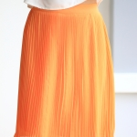 Orange Tree Skirt