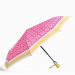 ร่ม COACH SIGNATURE STRIPE UMBRELLA F63582