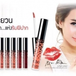 Cho Silky Matte Liquid Lipstick ลิปแมทโช