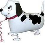 Dog Walking Balloons - น้องหมาลายจุดบอลลูน / Item No.TL-K001