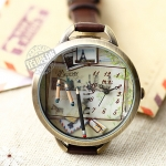Pre-order: Young artists double Mini watch
