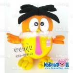ตุ๊กตาพรีเมี่ยม เมืองไทยประกัน ตุ๊กตานกแสก สูง8นิ้ว D5105Q0500