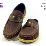 รองเท้าคัชชู SHOEPER (ชูเปอร์) รุ่น M1-26148 สีน้ำตาล เบอร์40-45