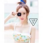 wink smooth sunscreen cream UVA/UVB spf50pa+++ protection 10g by LV99 กันแดด Lv99 สูตรเกาหลี เนื้อมูสบางเบา ทาง่ายขั้นตอนเดียว