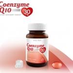 Coenzyme Q10 โคเอ็นไซม์ คิวเท็น แบบ Softgel ขนาด 30 แคปซูล บำรุงหัวใจ ที่ช่วยปกป้องเซลล์ต่างๆในร่างกายจากอนุมูลอิสระ