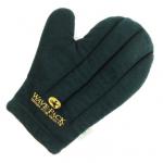 [สินค้าหมด] ถุงมือประคบสมุนไพร Wave-Pack 1 ข้าง สีดำ