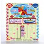 เกมการศึกษา handtoy Slide Jigsaw MYBODY (6002) | สินค้าหมด