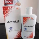 Acne Aid Liquid Cleanser 100mL แอคเน่ เอด สบู่เหลวล้างหน้า สำหรับผิวมัน ผิวผสม และผิวที่มีแนวโน้มเป็นสิวง่าย