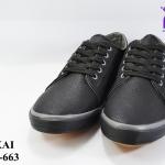 รองเท้าผ้าใบ Sport สปอร์ตชายY-BOKAI รุ่น BOK663 สีดำ เบอร์41-45