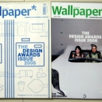 Wallpaper ฉบับ The design award 2008