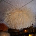โคมไฟหวายแบบแขวนเพดาน Rattan Ceiling Lamp (RCL011)