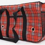 กระเป๋าน้องหมาสก็อตแดงไซด์ L