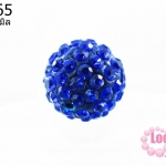บอลเพชร เกรดดี 10 มิล สีน้ำเงิน (1ชิ้น)