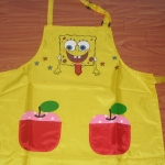 ผ้ากันเปื้อน Spongebob