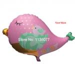 ลูกโป่งฟลอย์ Baby Bird นกน้อย (กรุณาระบุสีที่ต้องการเมื่อทำการสั่งซื้อด้วยค่ะ) - Baby Bird Foil Balloon / Item No. TL-C013