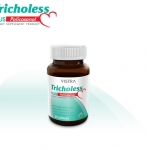 Vistra Tricholess 30 capsules วิสทร้า ไตรคลอเลส 30 แคปซูล 2 ใน 1 เดียว ลดไขมันในเลือดสูง ลดปริมาณไตรกลีเซอไรด์ และลดคอเลสเตอรอล ลดไขมันในหลอดเลือด