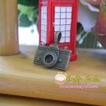 หัวซิบรูปกล้องถ่ายรูป ขนาด 2 cm