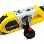 TOOL004 วัดระดับน้ำเลเซอร์ Laser Level Pro3 Level With Suction Cup Tape Measure