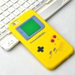 ** พร้อมส่งค่ะ ** เคส iPhone 6/6s ลาย Gameboy สีเหลือง