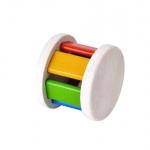ของเล่นไม้ ของเล่นเด็ก ของเล่นเสริมพัฒนาการ Roller ลูกกลิ้งหลากสี (ส่งฟรี)