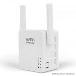 ปลั๊กพร้อมเสาเพิ่มขยายสัญญาณให้แรง เพิ่มเน็ตให้แรง WiFi ง่ายๆ แค่เสียบปลั๊ก Best Wireless-N Router 300Mbps Universal WiFi Range Extender Repeater High Speed