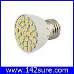 LDL009 หลอดไฟLED Downlight SMD 5050 E27-30SMD 3.5W 12V แสงสีขาวอมเหลือง 3000K (อายุการใช้งาน40000ชั่วโมง )