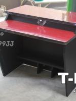 """โต๊ะคอมพิวเตอร์ร้านเกมส์ T-Line """"โฟเมก้า"""""""