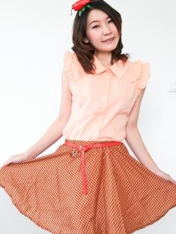 พร้อมส่ง ** กระโปรง Venazia Circle Skirt