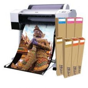 กระดาษเคลือบพิเศษผิวด้าน 120 แกรม 42 นิ้ว(106X30M.) Y-HER12330