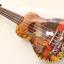 """อูคูเลเล่ Ukulele Waikiki Valcano Bass Wood สาย Aquila Soprano 21"""" ฟรีกระเป๋า thumbnail 2"""