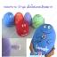 หมอนอิง รูปไข่ เม็ดโฟม ผ้าสแปนเด็กซ์(Spandex) Lovely สูง12นิ้ว thumbnail 1