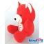 ตุ๊กตา หมีนั่ง กู๊ดเดย์ ผ้าขนหนู เล็ก-11นิ้ว thumbnail 5