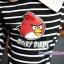 กางเกงคลุมท้องผ้าคอตตอนขายาว ลาย Angry Birds : SIZE L รหัส PN087 thumbnail 5