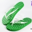 รองเท้าแตะ Hippo Bloo ฮิปโป บลู ลายจุด สีเขียว เบอร์ 9,9.5,10 thumbnail 3