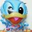 บอลลูนลายการ์ตูนโดนัลดักสีฟ้า (แพ็ค10ใบ)/ Item No. TL-A013 thumbnail 4