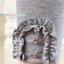 กางเกงเลคกิ้งคลุมท้อง ขายาว : ขอบย่นประดับมุก รหัส PN112 thumbnail 9