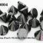 หมุดแหลม สีรมดำ 9X10มิล (1ขีด/100กรัม) thumbnail 1