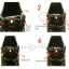 เชือกผูกรองเท้าไฟสีแดง Shoelace - LED Red color thumbnail 8